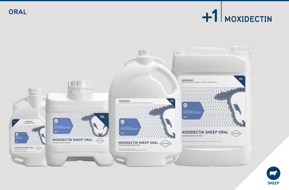 Moxidectin Sheep Oral Nexan